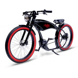 E-Bike THE RUFFIAN - PEDELEC AVEC PERFORMANCE BOSCH CX 500Wh