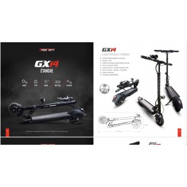 Trottinette électrique Speedtrott GX14 IP65