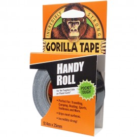 "Fond de Jante Tubeless 25mm x 9,14m ""Handy Roll"" GORILLA TAPE"