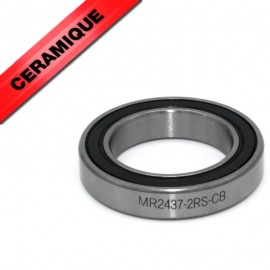 BLACK BEARING CÉRAMIQUE - ROULEMENT MR-2437-2RS