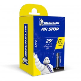 Chambre à air Michelin A4 Airstop 29 Valve Schrader 34 mm
